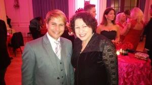 David Drake and Supreme Court Justice Sonia Sotomayor